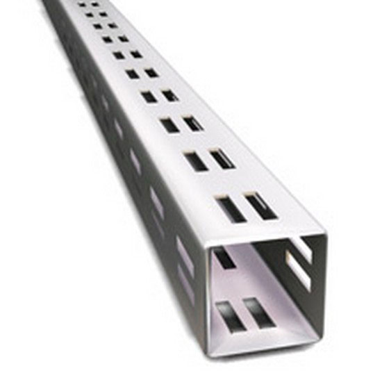 Стойка перфорированная Basis - Системы перфорированный стоек для изготовления торгового оборудования Basis / Slim / PP / Light
