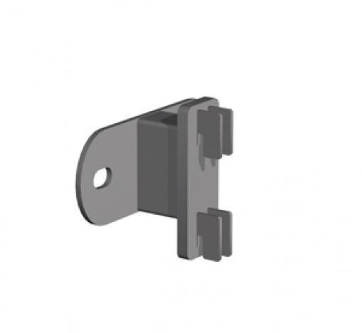 Крепеж к стене - Системы перфорированный стоек для изготовления торгового оборудования Basis / Slim / PP / Light