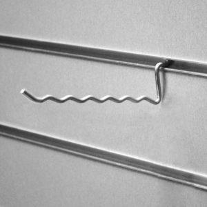 Крючок-змейка - навеска на экономпанель