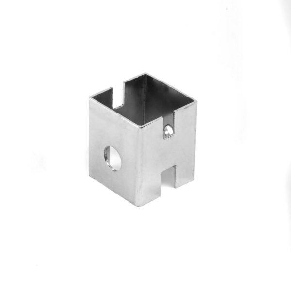 Торговое оборудование: решётки - Крепление для вертикальной сетки