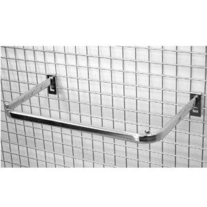 Торговое оборудование: решётки - Подвесная вешалка