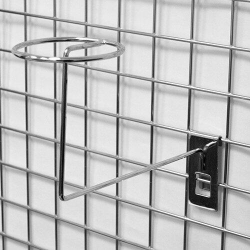 Торговое оборудование: решётки - Кронштейн для головных уборов