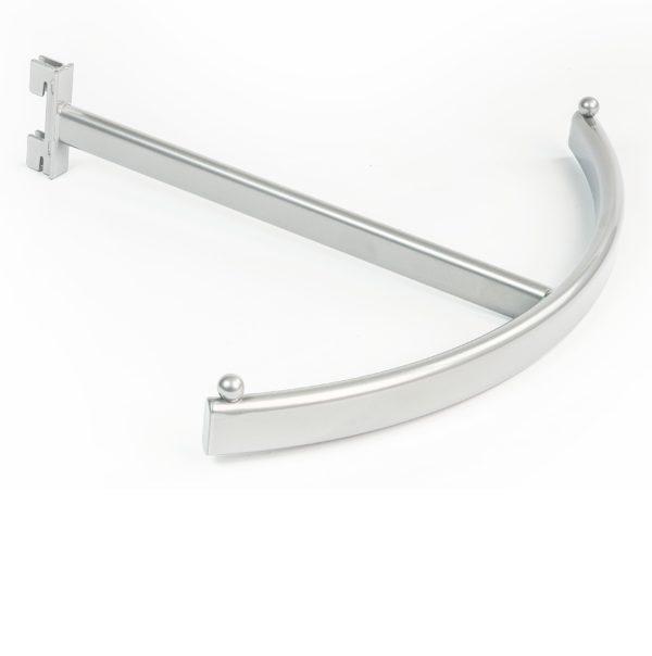Кронштейн-арбалет - Системы перфорированный стоек для изготовления торгового оборудования Basis / Slim / PP / Light