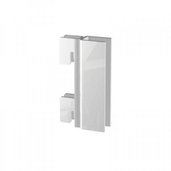 Держатель для стекла (пара) - Системы перфорированный стоек для изготовления торгового оборудования Basis / Slim / PP / Light