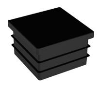 Заглушка пластиковая - Системы перфорированный стоек для изготовления торгового оборудования Basis / Slim / PP / Light