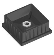 Втулка внутренняя - Системы перфорированный стоек для изготовления торгового оборудования Basis / Slim / PP / Light