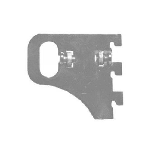 Система Vertical - Держатель овальной трубы