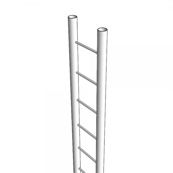 Двойная колонна для сборки системы Тритикс