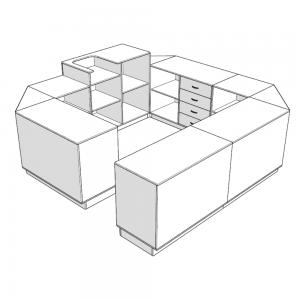 Новый раздел: модульная мебель