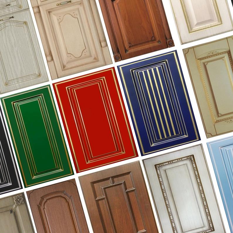 Каталог фрезеровок мебельных фасадов и цены