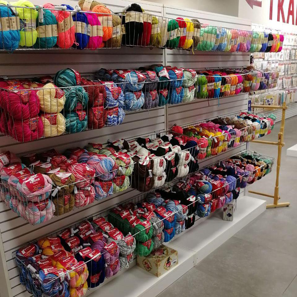 Фотографии магазинов товаров для рукоделия и творчества